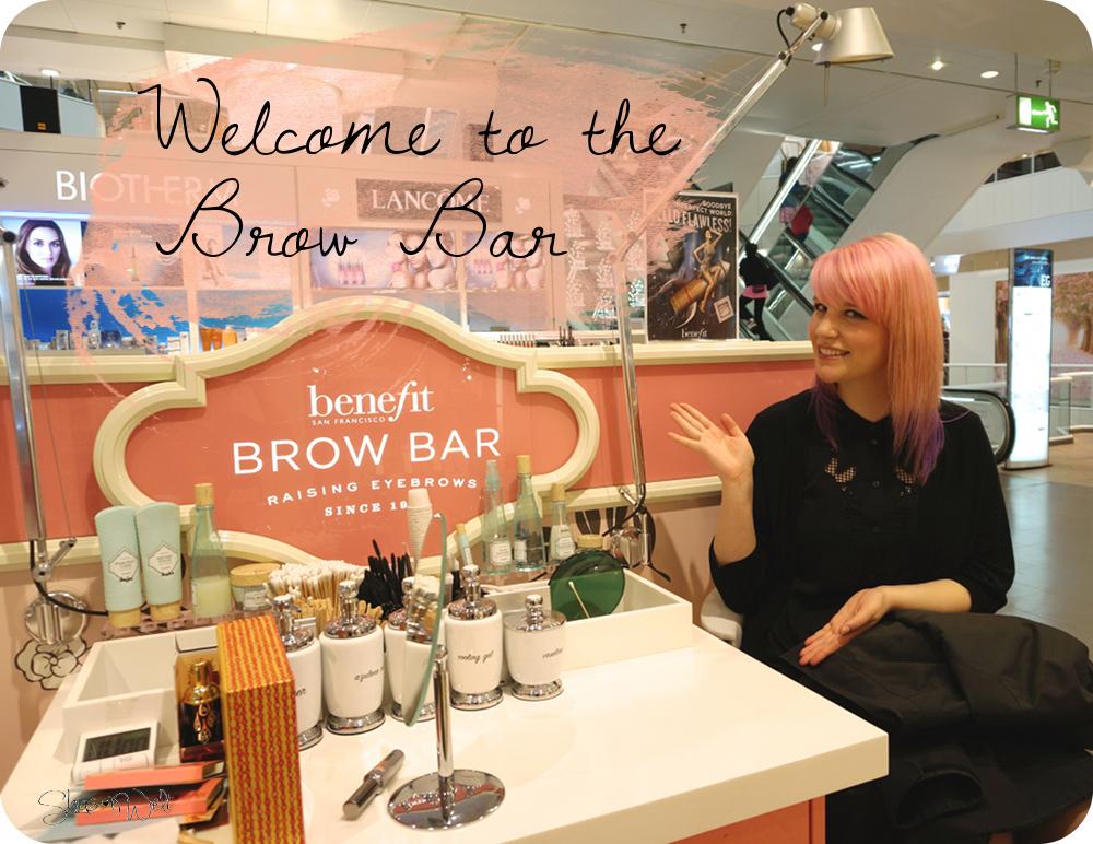 Benefit Brow Bar in Düsseldorf - Erfahrung, Preise & Service