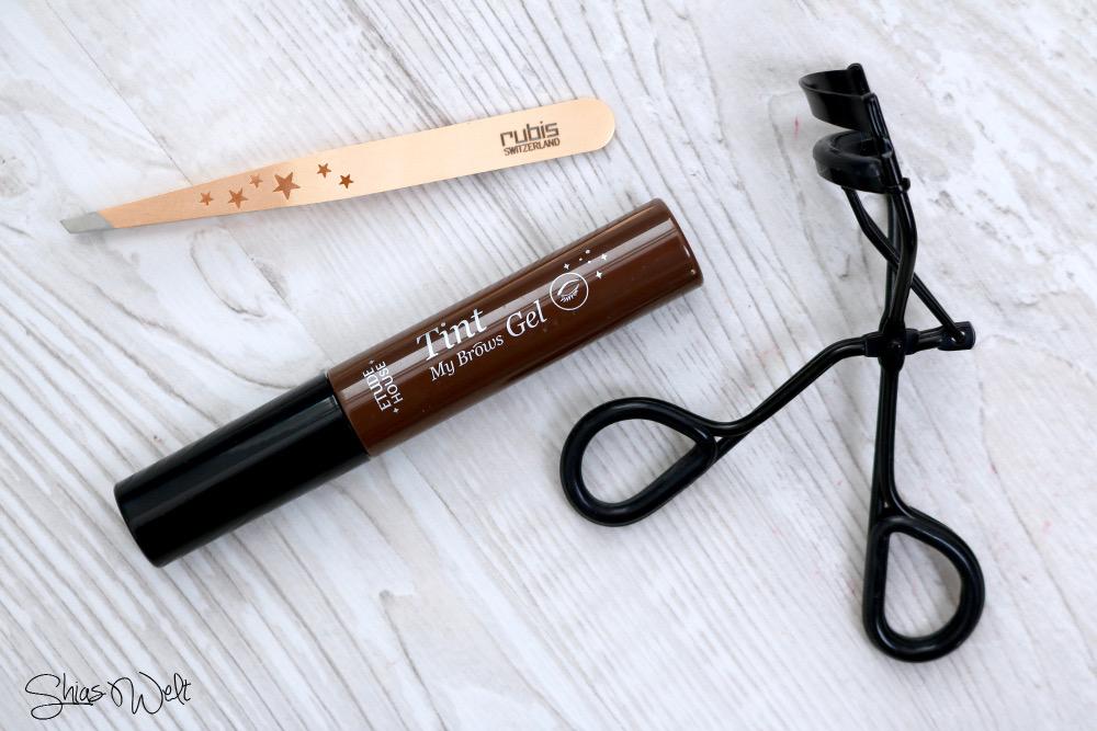 Etude House Tint My Brows - Alternative zum Augenbrauenfärben