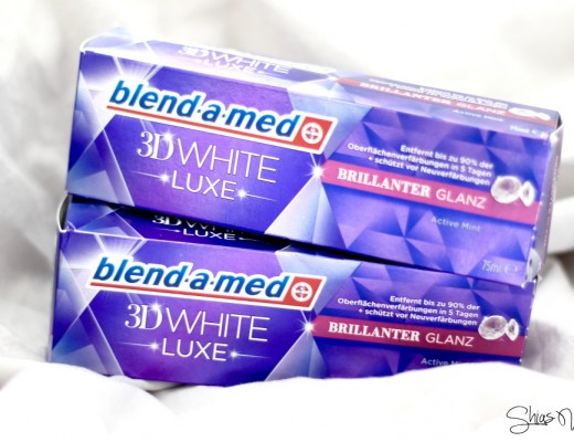 blend a med 3d white luxe review ergebnis weiße Zähne