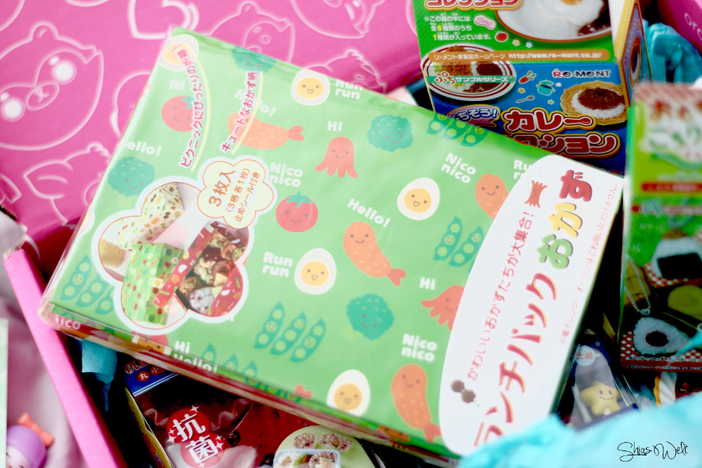 DokiDoki Crate March Mars Japa Crate Box Kawaii 2016 Box Review Content Blog