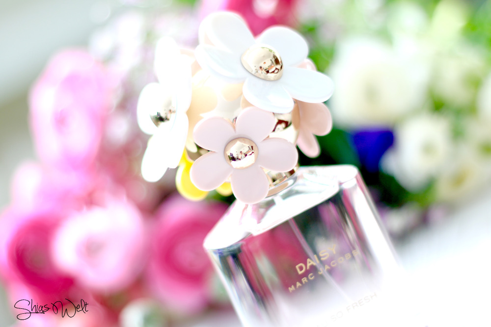 Eau so fresh Marc Jacobs Duft Daisy Blumiges Pafrum Review
