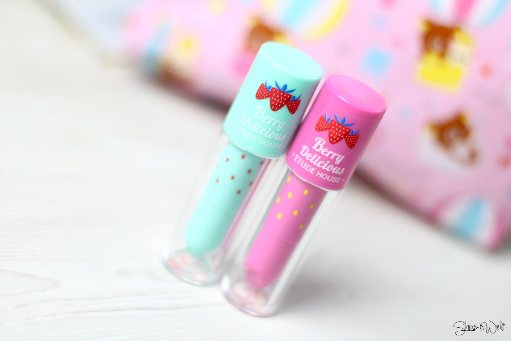 Etude House Berry Delicios Color in Liquid Lips Juicy Swatches Swatch Test Erfahrung Review BLog Beauty