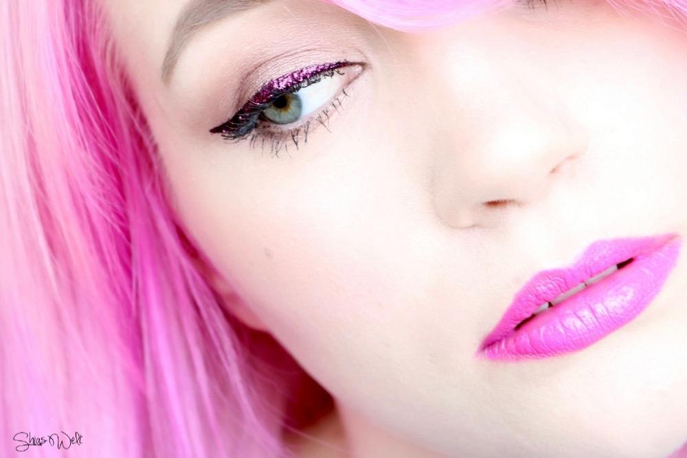 Eye Liner Glitter Lit I Feel Love Lit Base Swatch Review Erfahrung Kaufen Buy