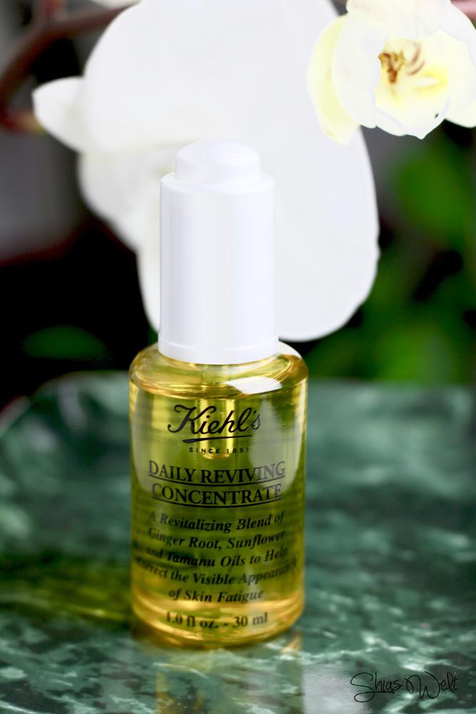 Kiehls Daily Reviving Concentrate Erfahrung Review Beauty Blog