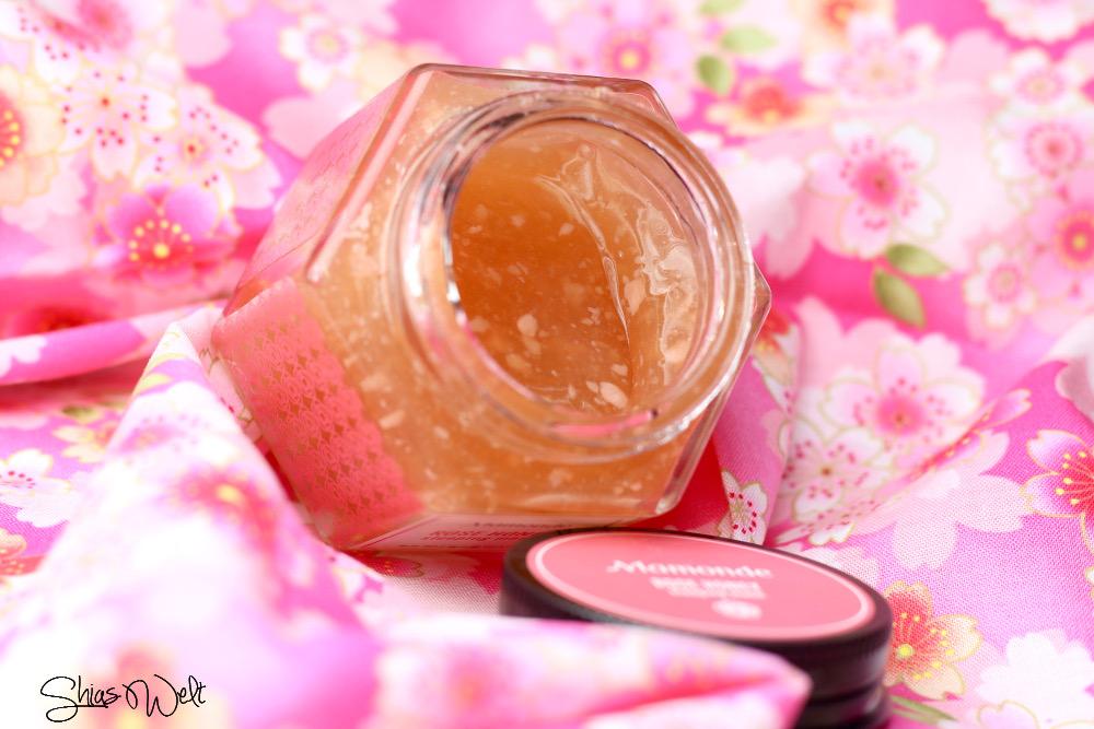 Mamonde Erfahrug Maske Test Rose Honey