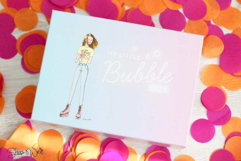 My little Box März March Mars 2016 Bubble Box Ren Inhalt Paypal