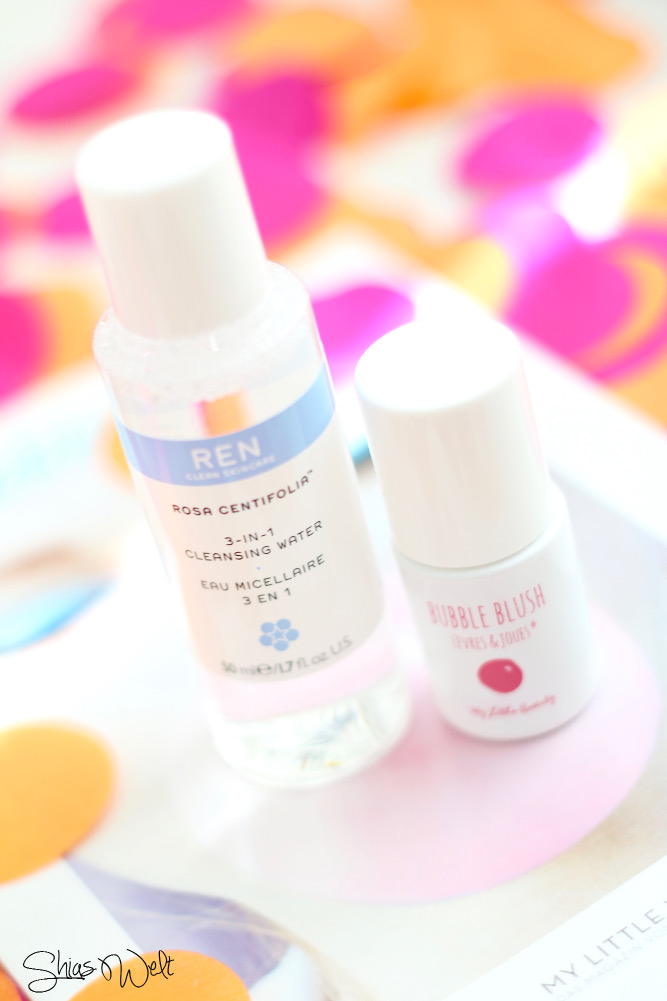 My little Bubble Box März 2016 Inhalt Wie bestellen erfahrung Bericht beauty Blog