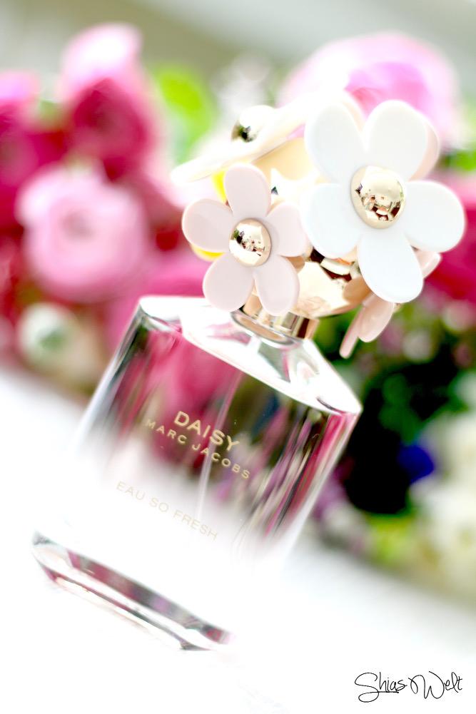 Oarfüm eau so fresh marc Jacobs Daisy Blog Beauty