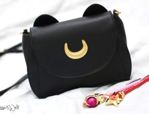 Sailor Moon Luna Artemis Diana Bag Tasche Naoko Lookalike Fashion