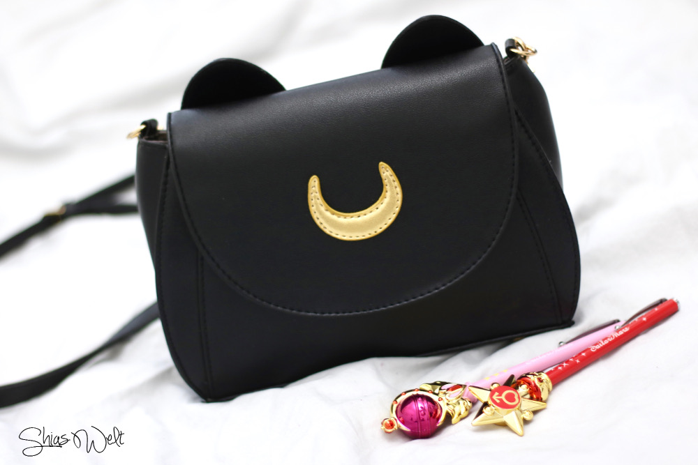 Sailor Moon Luna Artemis Diana Bag Tasche Naoko Lookalike Fashion