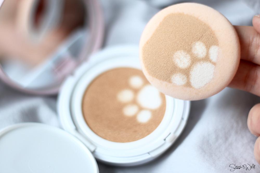 Beauty Blog Dodo The Cat x Holika Holika Limited Edition Review Erfahrung Swatch