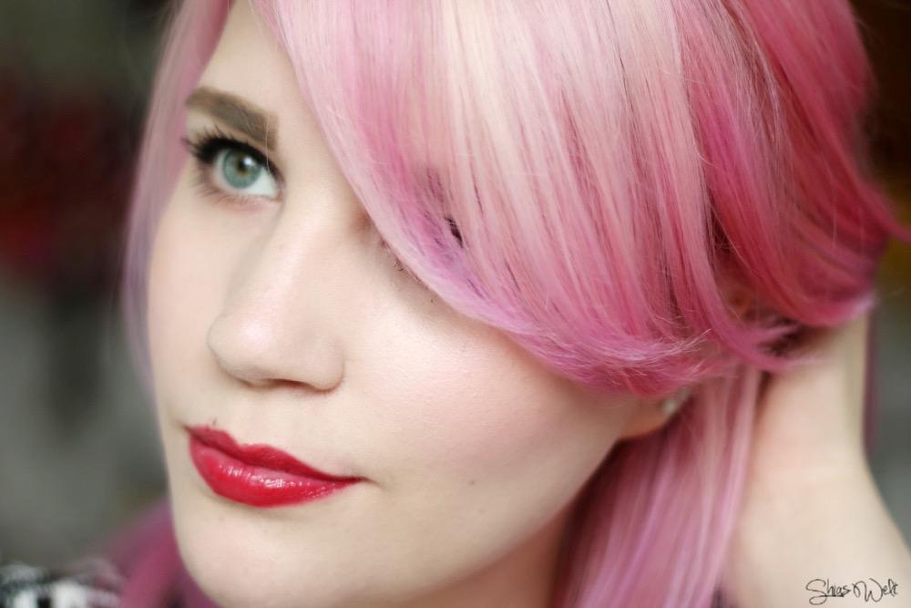 Innisfree Shias Welt No. 8 Swatch review Test Blog Beauty Korean Make Up