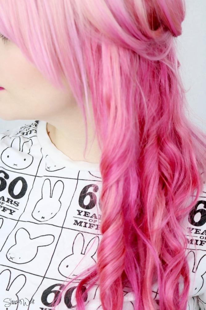 Rubin Extensions Pink Rosa Haar Pastell Erfahrung Online Clip In Blog Review