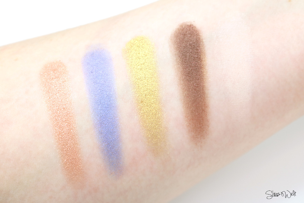 Urban Decay Shias Welt Beauty Blog Swatches Erfahrung Review