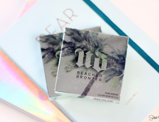 Urban Decay Beached Bronzer Sunkissed Bronzed Review  Swatch Blog Erfahrung Look Make Up Test