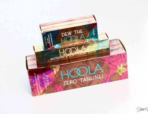 Benefit Hoola Dew the Hoola Bronzer Zero Tan Lines Review Erfahrung Anwendung Test