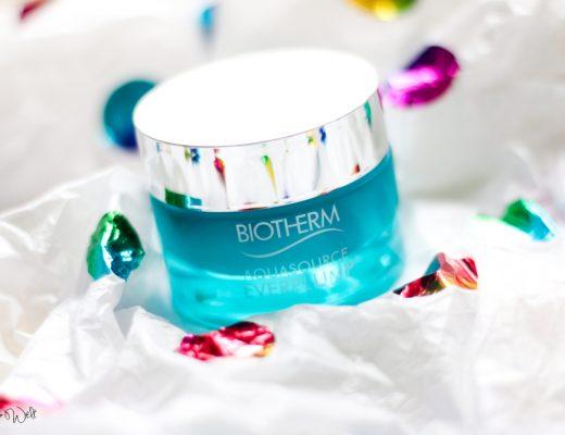 Biotherm Aquasource Eierplump  Erfahrung Neu Blog Beauty Shias Welt