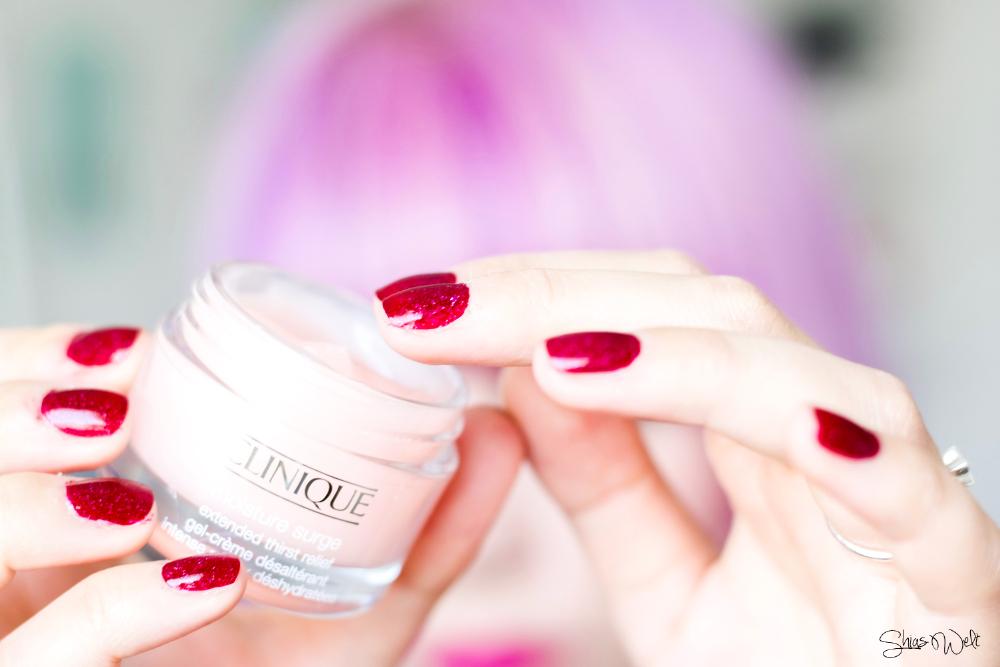Clinique Moisture Surge Review Erfahrungsbericht Test Anwendung Beauty Blog