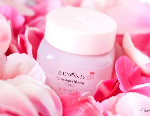 Beyond Lotus Aqua Bloom Cream  Review Erfahrung Test Anwendung ShiShi Cherie Online