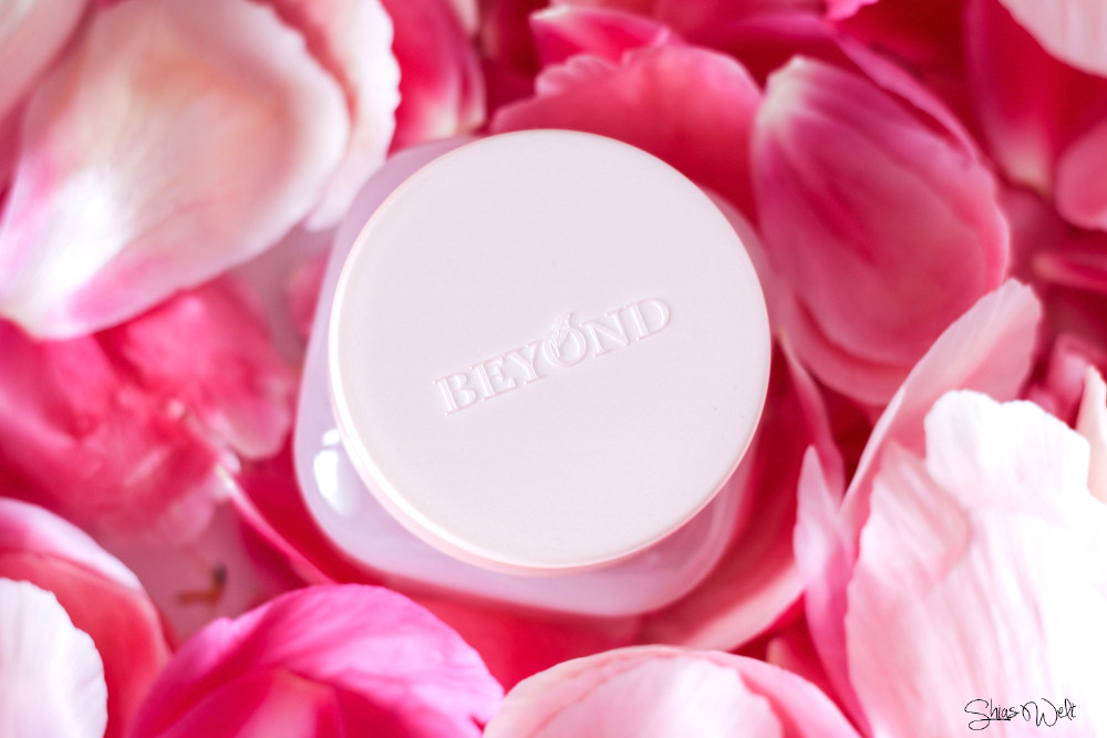 Beyond Lotus Aqua Bloom Cream Review Anwendung Trockene Haut Korean Kosmetik koreanische Kosmetik