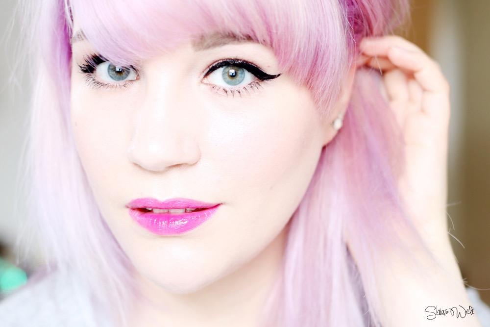 PONY EFFECT Favorite Fluid Lip Tint Lavish Praise Review Test Anwendung Korean Make Up