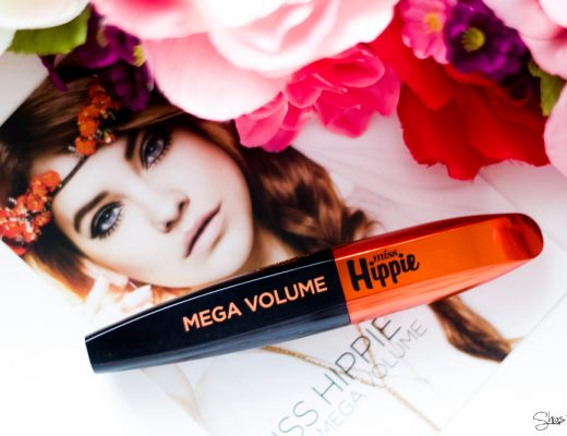 L'real Mega Volume Miss Hippie Mascara Erfahrung Beauty Blog Shias Welt