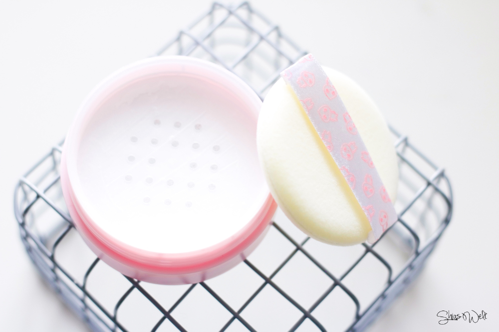 The Face Shop Oil Clear Blotting Powder Kakao Friends Blog Beauty Korean Cosmetic