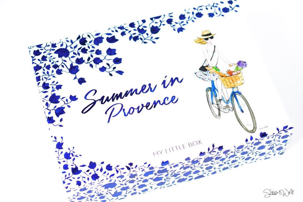 My little Box Juni 2016 Inhalt Review Provence Summer Beauty Box