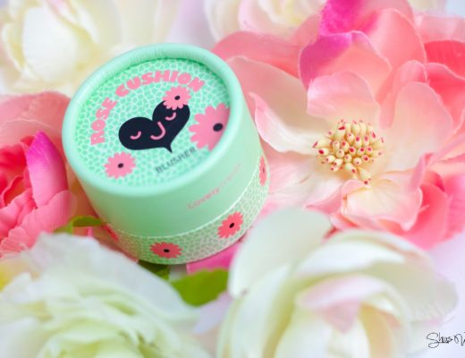 The Face Shop Lovely Me:EX Pastel Cushion Blusher Rose Cushion 01 Review Swatch Test