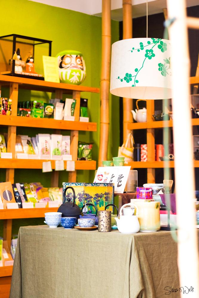 CHA NO MA 茶の間 Erfahrung Test Shop Grüner Tee Matcha Café