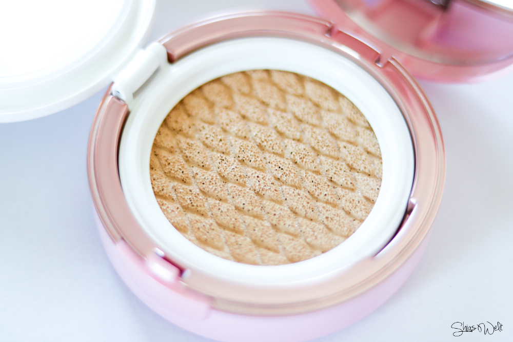 LANEIGE X LUCKY CHOUETTE BB CUSHION WHITENING #13 Blog Erfahrung Review test Anwendung