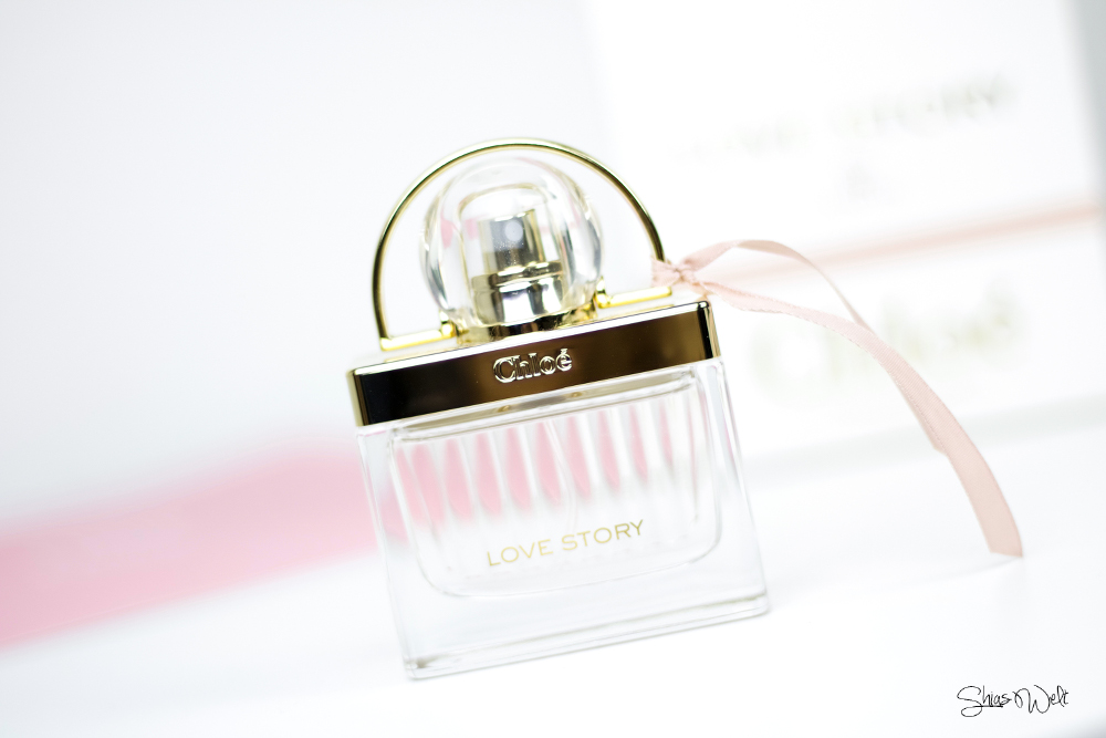 Chloé Love Story Parfum Parfüm Review Flakon Test Nuance Beauty Blog