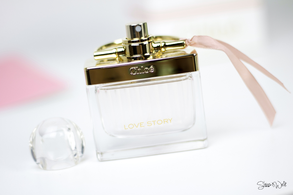 Chloé Love Story Parfum Parfüm Review Test Rose Pudrig