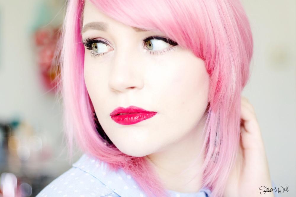I'm MEME I'M LIP TINT MACAO MAGENTA Shias Welt Beauty Blog LIptint Review Erfahrung online