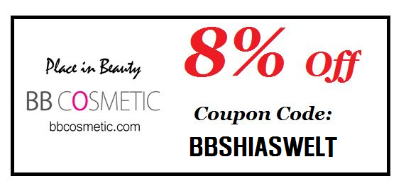 coupon code - shia swelt 8%