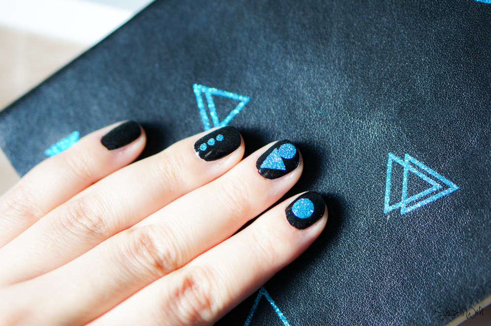 Glitz Fashion Tattoo Nail Design Review Test