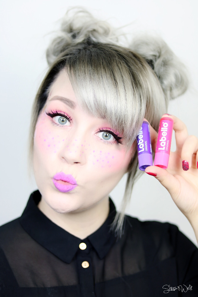 Labello Neo Limited Edition Erfahrung Farbe Make Up Test Review Shias Welt