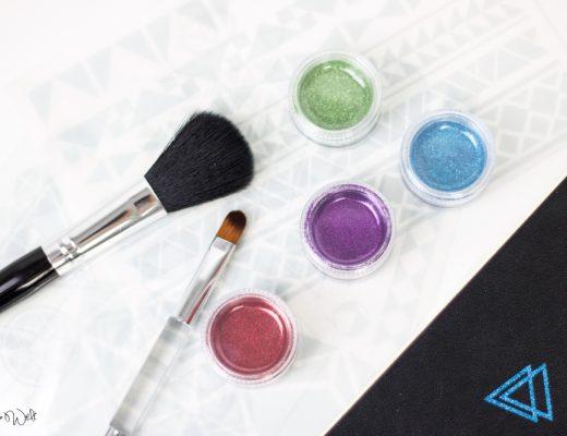 Glitza Fashion Tattoo Knorr Toys Review Anwendung Test Glitter