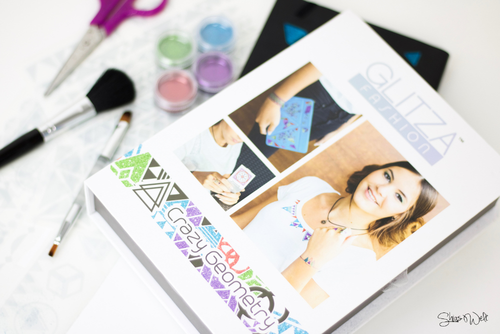 Glitza Fashion Tattoo Knorr Toys Review Anwendung Motive