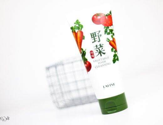 Lafine Vegetable Foam Cleanser Shias Welt Beauty Blog