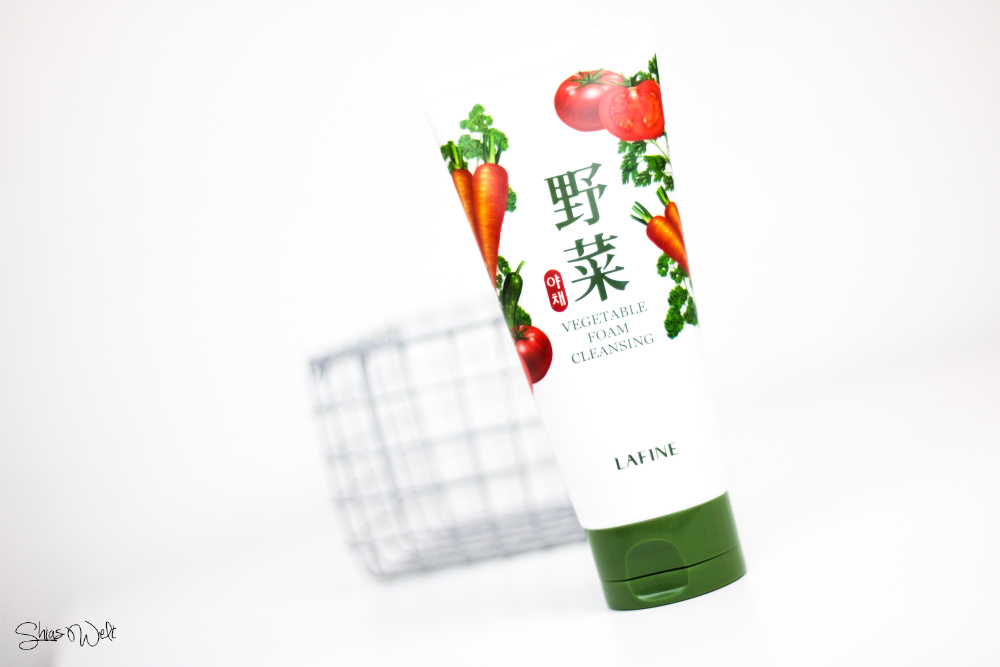 Lafine Vegetable Foam Cleanser Shias Welt Beauty Blog