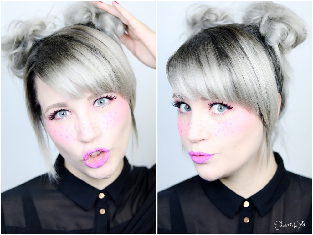 Labello Neo Limited Edition Erfahrung Farbe Make Up Review test Shias Welt Look