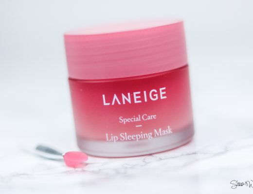 Laneige Lip Sleeping Mask Review Erfahrung Test Blog Shias Welt Blog Erfahrung
