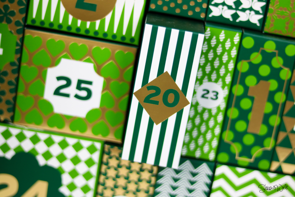 The Body Shop Adventskalender + Gewinnspiel Test Online Review