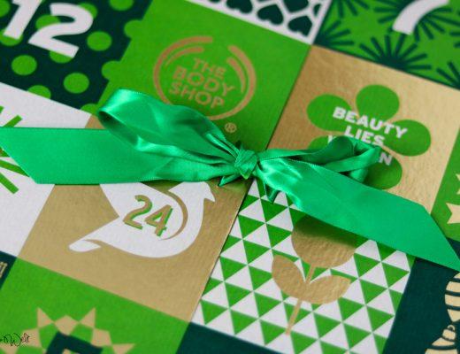 The Body Shop Adventskalender + Gewinnspiel Inhalt Review