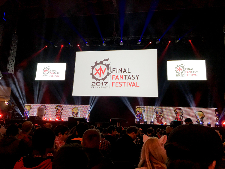 Final Fantasy Fan Festival 2017 - Frankfurt