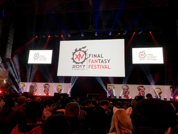 Final Fantasy Fan Festival 2017 - Frankfurt