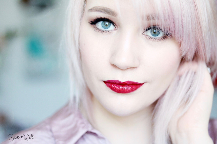 Urban Decay VICE LIQUID LIPSTICK Review Swatch LookRock Steady