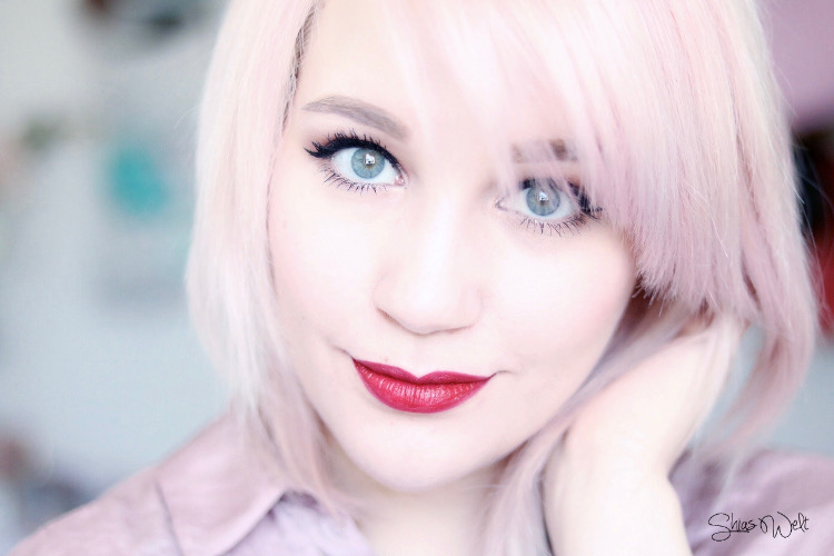 Urban Decay VICE LIQUID LIPSTICK Review Swatch Look 714