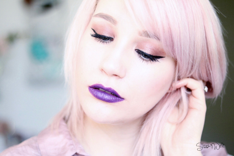 Urban Decay VICE LIQUID LIPSTICK Review Swatch Look Mad